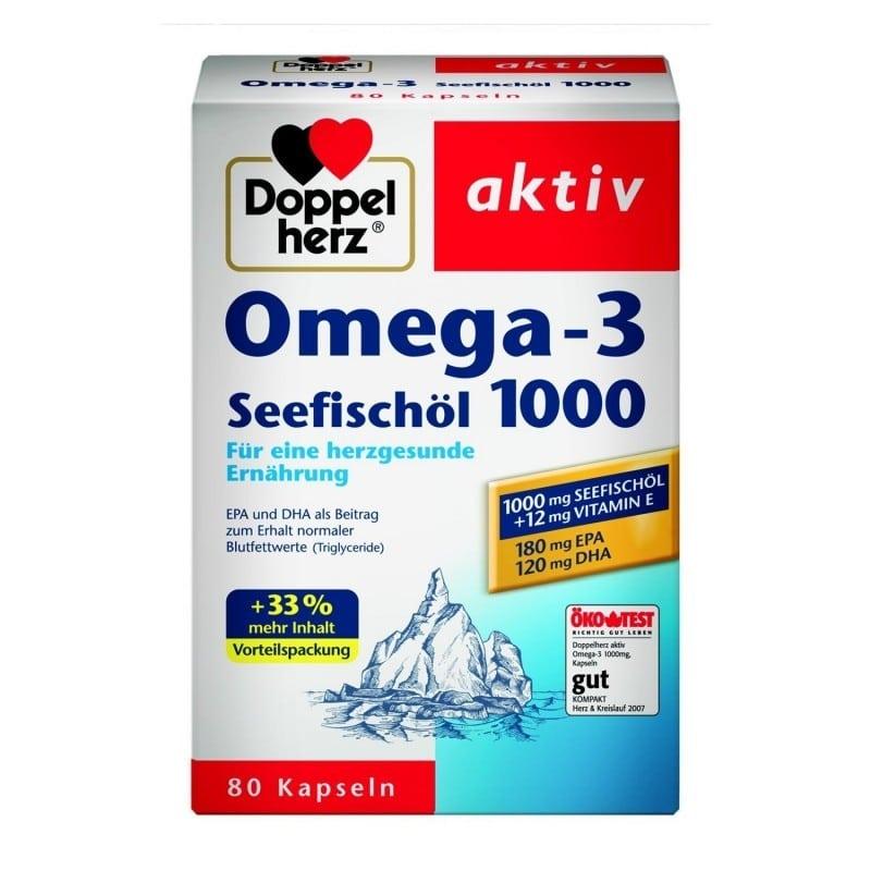 omega 3 6 Fischöl Kapseln, Tabletten