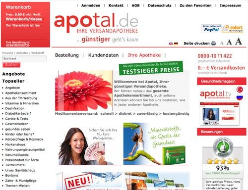 shop.apotal.de