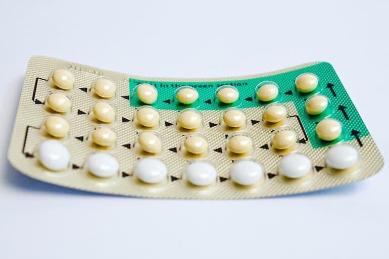 Die Pille ohne Rezept