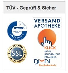 Sicherheit bei www.apo-discounter.de