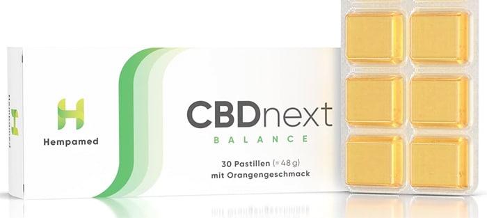 cbd pastillen test